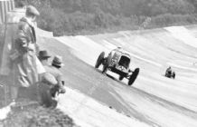 "Bentley Speed Six ""Old No.1"" Dunfee. 1931 Brooklands 500 Mile Winner. Photo(b)"